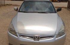 Honda Accord 2006 Silver color for sale