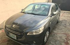 Peugeot 301 2015 Gray for sale