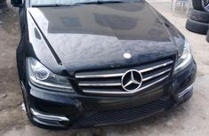 Mercedes-Benz C350 2013 Black for sale