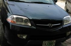 Acura MDX 2003 Green for sale