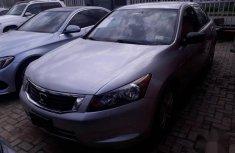 Clean grey 2008 Honda Accord automatic car at attractive price