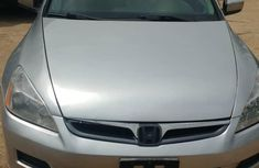 Sell clean used 2006 Honda Accord at mileage 141,272 in Lagos