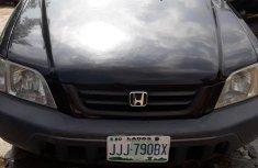 Sell well kept black 2000 Honda CR-V suv / crossover at price ₦780,000
