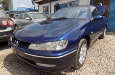 Peugeot 406 2002 Blue for sale