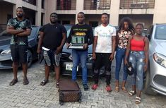 Common cars driven by Nigerian yahoo boys