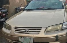 Toyota Camry 1999 Automatic Beige color for sale