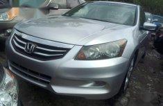 Sharp used grey2009 Honda Accord sedan car at attractive price