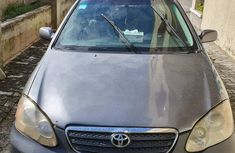 Used 2006 Toyota Corolla automatic at mileage 11,247 for sale in Lagos