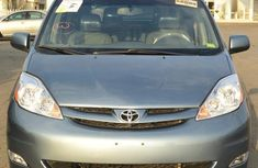 Toyota Sienna 2007 XLE Gray color for sale