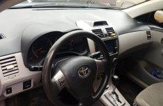 Nigerian Used 2013 Toyota Corolla