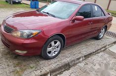 Need to sell cheap used 2003 Toyota Camry sedan in Ikeja