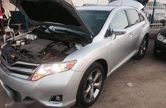 Toyota Venza XLE AWD V6 2013 Silver for sale