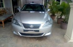Lexus IS 250 AWD 2006 Silver color for sale