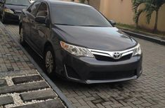 Toyota Camry 2014 Grey for sale