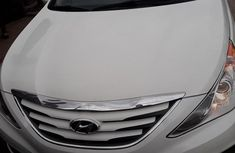 Hyundai Sonata 2014 White for sale