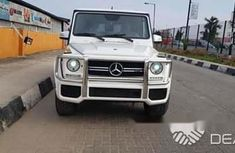 Foreign Used 2016 Mercedes Benz G63