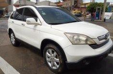 White 2010 Honda CR-V suv  automatic at mileage 96,000 for sale