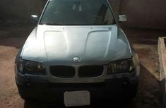 BMW X3 2.5i 2005 Blue for sale