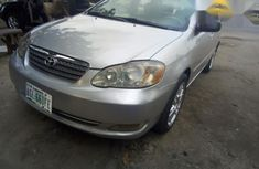 Best priced grey/silver 2005 Toyota Corolla at mileage 75