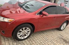 Toyota Venza 2013 LE AWD Red color for sale