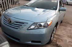 Toyota Camry 2.4 LE 2008 Blue for sale