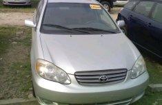 Tokunbo Toyota Corolla 2004 for sale