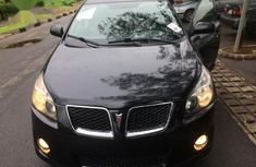Pontiac Vibe 2010 Black for sale