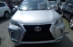 Sell used 2011 Lexus RX at price ₦8,100,000