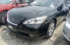 Sell black 2008 Lexus ES automatic at cheap price