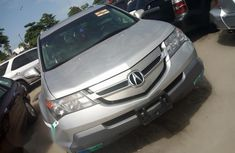 Sell used grey 2008 Acura MDX automatic at price ₦3,300,000