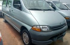 Sell 2000 Toyota HiAce at mileage 120,000 in Lagos