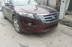 Best priced used red 2012 Honda Accord CrossTour at mileage 121,000