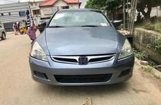 Need to sell used 2007 Honda Accord automatic at cheap price