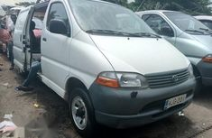 Sparkling used 2000 Toyota HiAce at mileage 120,000 in Lagos at cheap price