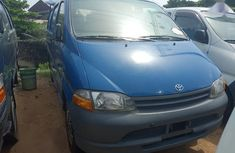 Used 2000 Toyota HiAce van at mileage 120,000 for sale