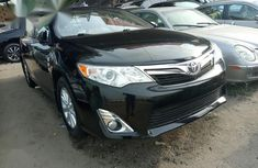 Best priced black 2013 Toyota Camry in Lagos