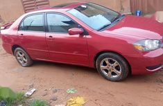 Need to sell cheap 2007 Toyota Corolla sedan at mileage 120