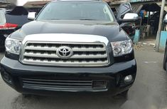 Neatly used 2013 Toyota Sequoia for sale in Lagos