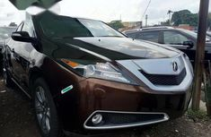 Need to sell cheap used black 2010 Acura ZDX automatic in Lagos