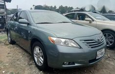 Clean used green 2008 Toyota Camry sedan automatic for sale in Lagos
