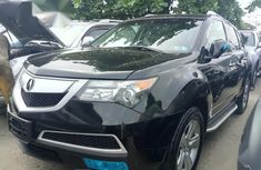 Selling 2010 Acura MDX automatic in good condition
