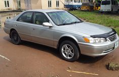 2004 Silver Toyota Camry for Sale