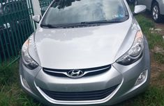 Hyundai Elantra 2012 GLS Automatic Silver for sale