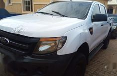Ford Ranger 2012 White for sale