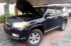 Sell used 2010 Toyota 4-Runner automatic at mileage 1 in Lagos
