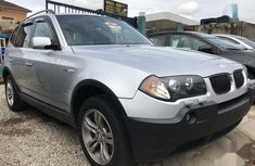 Sell cheap grey/silver 2004 BMW X3 suv automatic in Lagos