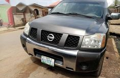 Nissan Armada 2005 Gray for sale