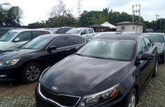 Selling black 2012 Honda Accord automatic at price ₦3,500,000