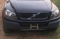Best priced black 2005 Volvo XC90 in Lagos