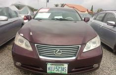 Very sharp neat red 2008 Lexus ES automatic for sale